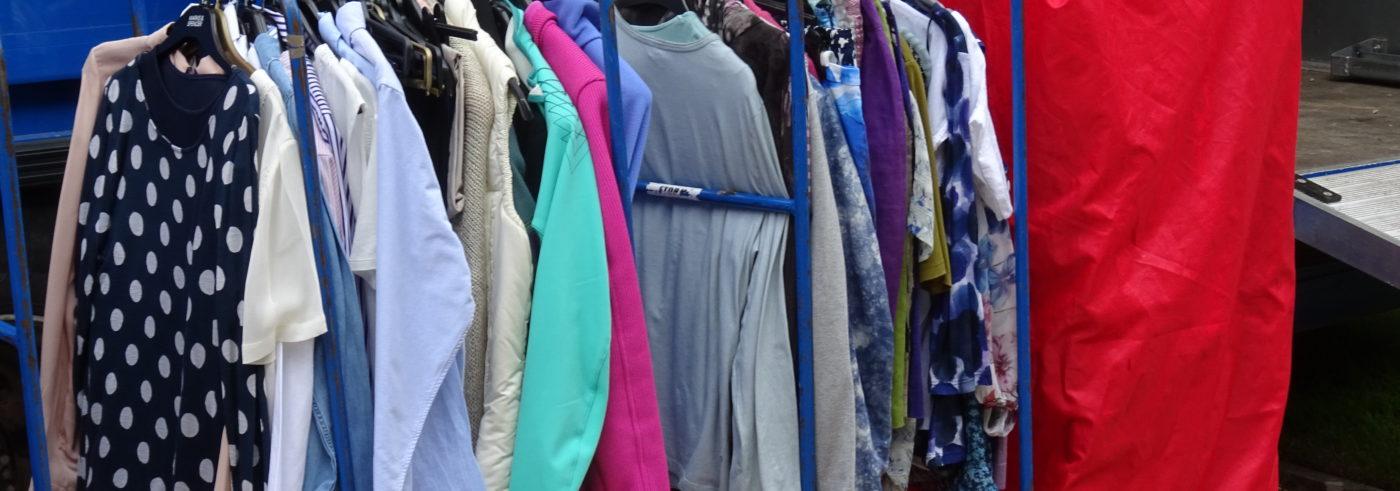 5,000+ hanging wardrobes loaded